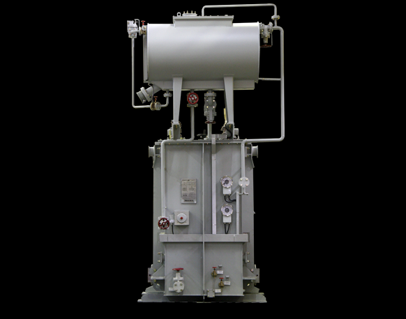 Zangan Distribution Transformer ترانسفورماتور توزيع زنگان